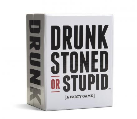 Drunk, Stoned, or Stupid - A Party Game