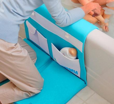 Easy Bath Kneeler Makes Giving Baths Easier On The Knees