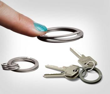 Easy Open Key Chain Ring