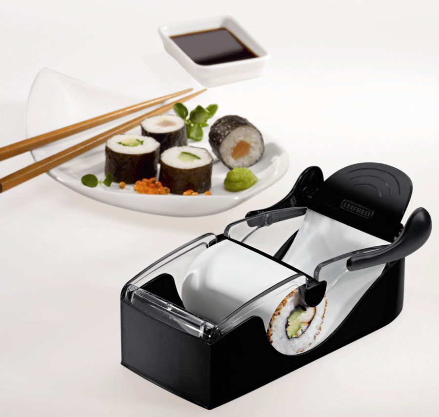 easy sushi roller. Black Bedroom Furniture Sets. Home Design Ideas