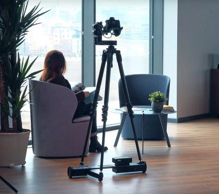 Edelkrone DollyPlus: A Robotic and Programmable Camera Dolly