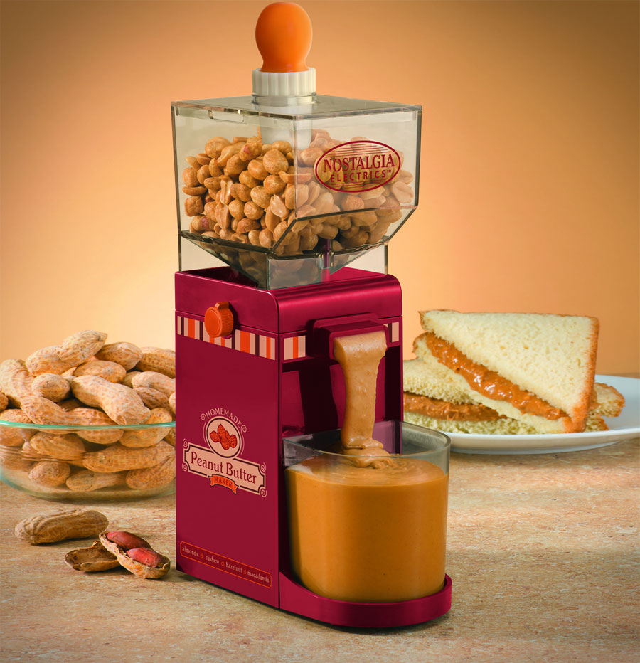 This Thing Lets You Make Homemade Peanut Butter