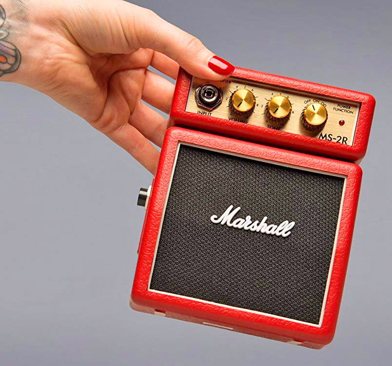 extra tiny marshall guitar amp battery powered. Black Bedroom Furniture Sets. Home Design Ideas