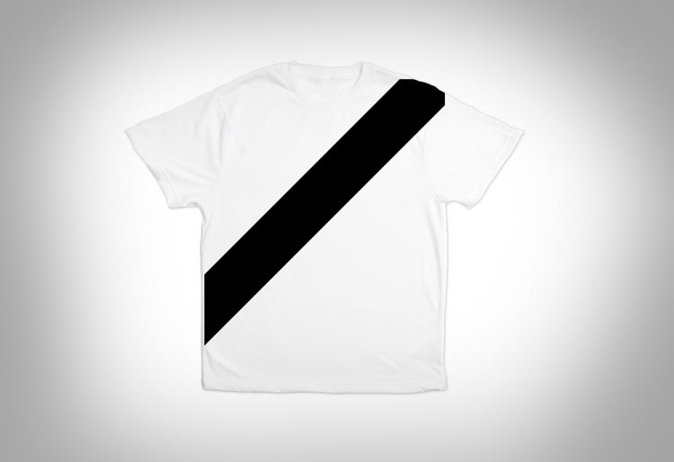 Fake Seat-Belt T-Shirt