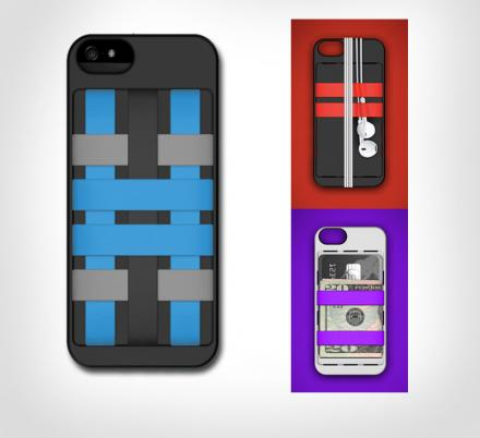 Felix HoldTight: A Utility iPhone Case and Wallet