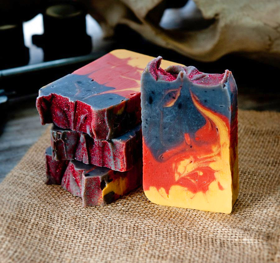 There S Soap That Makes You Smell Like Gunpowder Campfire