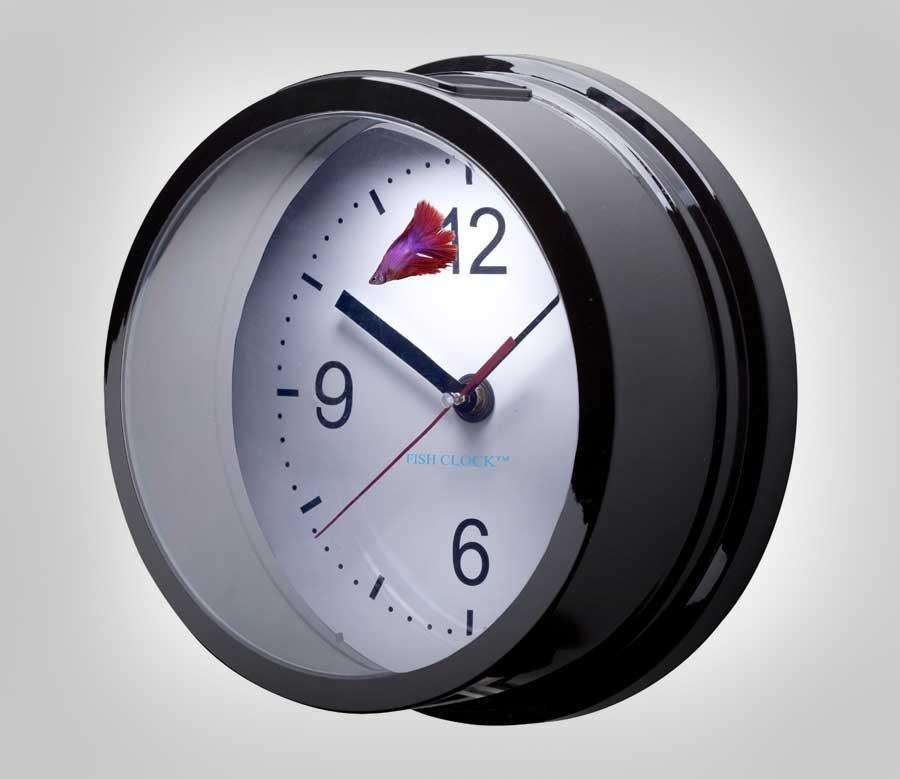 Fish Tank Aquarium Clock - Fish Clock Aquarium