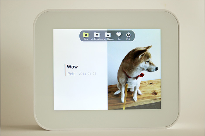 Flink Cloud Based Picture Frame