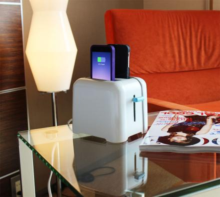 Foaster: A Toaster iPhone Charger (Take 2)