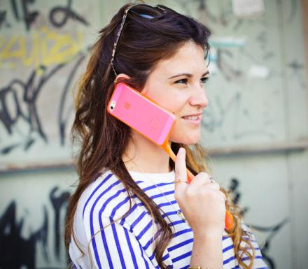 Fonhandle is a Handle For Your Phone