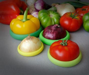 Food Huggers Fruit and Veggie Savers