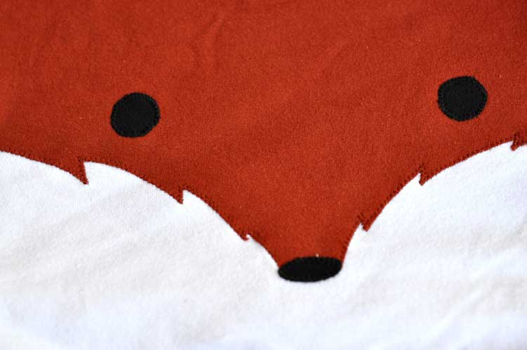 Fox Face Underwear Panties With Ears