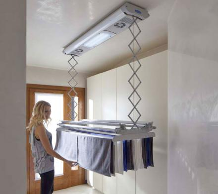 Foxydry Electric Clothesline Raise And Lower Drying