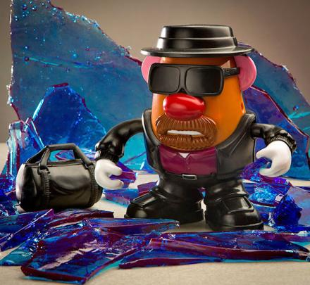 Friesenberg: A Mr. Potato Head Breaking Bad Heisenberg
