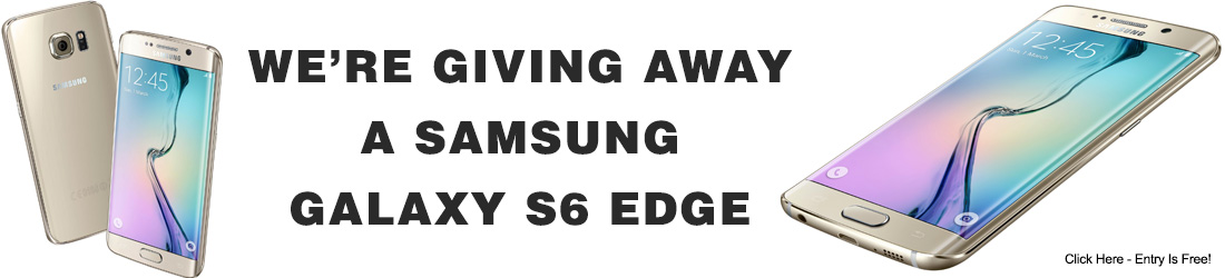 Galaxy S6 Edge Giveaway