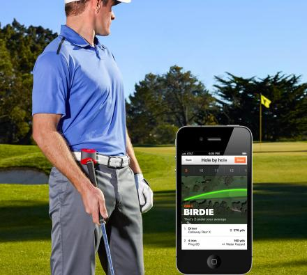 GAME Golf: Automatic Golf Shot Tracking System