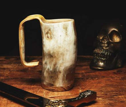 Game of Thrones Seven Kingdoms Horn Mug