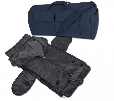 Garment Duffel Bag Lets You Carry Your Fancy Clothing In Disguise