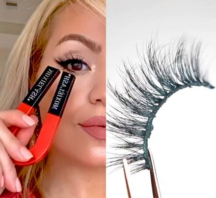 You Can Now Get Magnetic Eyelashes That You Can Take On and Off In Seconds