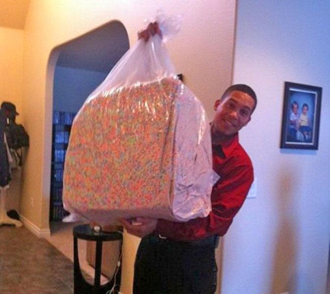 bag of lucky charms marshmallows 40 lbs