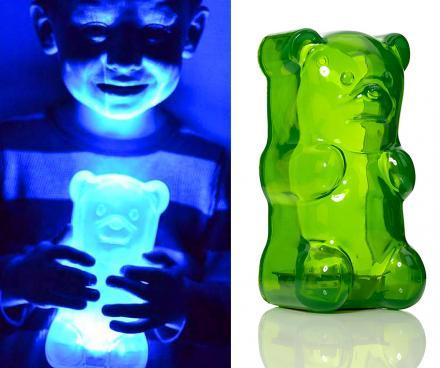 giant gummy bear night light