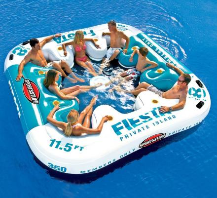 Giant Inflatable Lounger