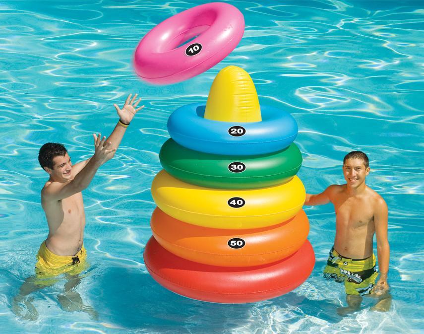 Inflatable Pool Rings Ebay