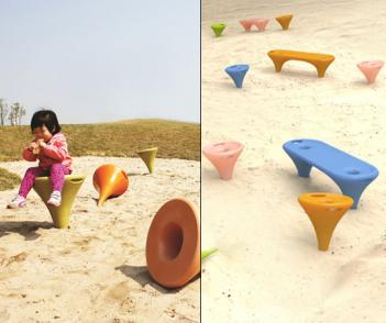Giant Tack Beach Chairs