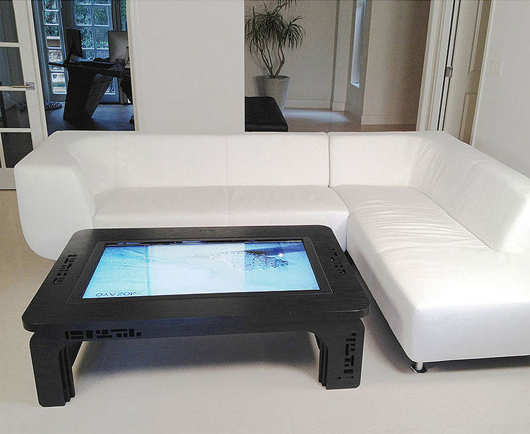 Giant Touchscreen Coffee Table Computer 3