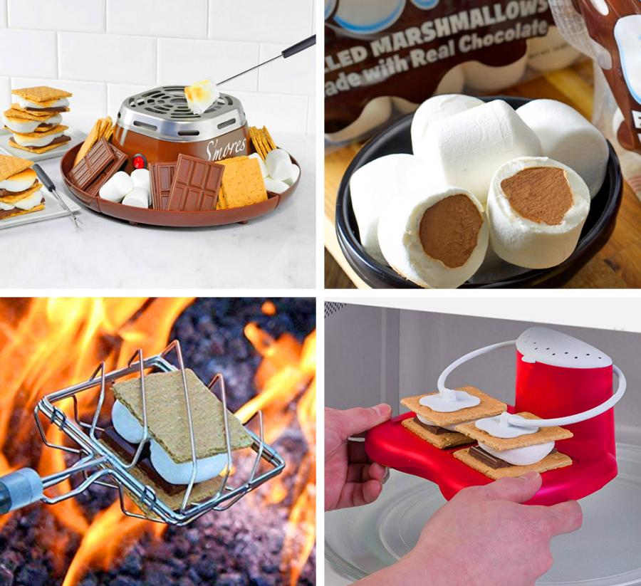 We Found The 7 Best Gift Ideas For S'mores Lovers