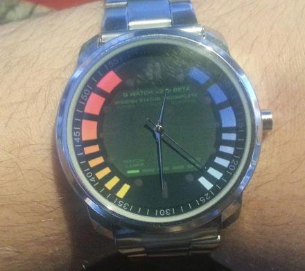 Goldeneye 007 Laser Wrist Watch Replica