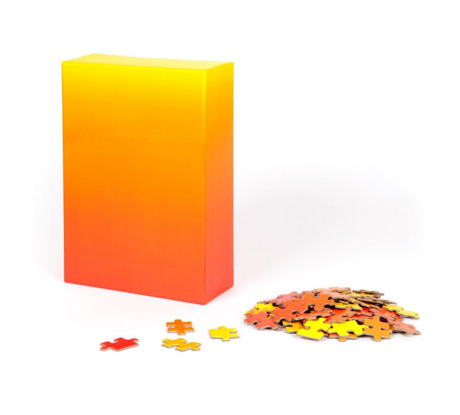 Gradient Jigsaw Puzzle Enlarge Image