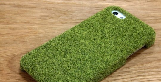 Grassy Turf iPhone Case