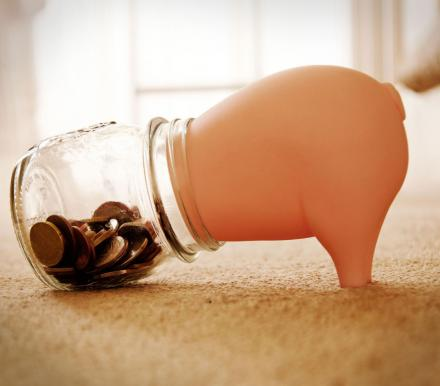 Greedy Pig Turns Anything Into A Piggy Bank