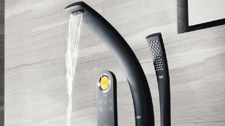 Grohe Digital Temperature Faucet 3