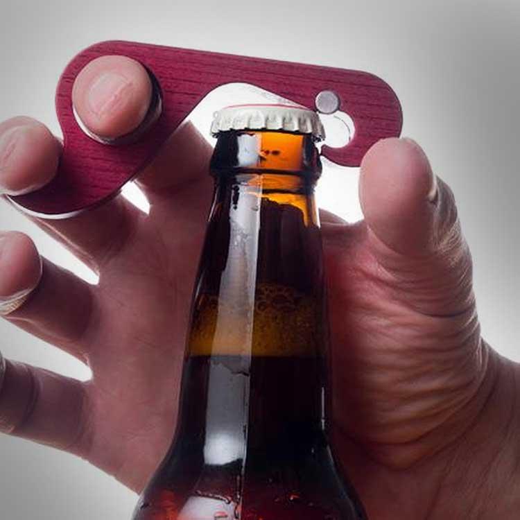 Gropener One Handed Bottle Opener