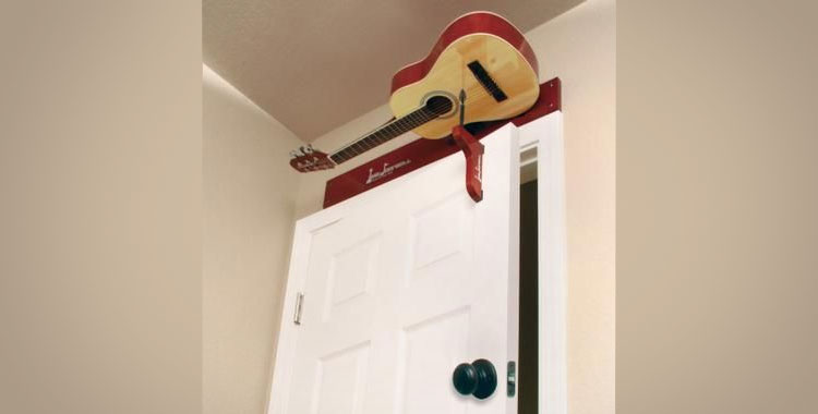 Guitar DoorbellGuitar Doorbell - Guitar Door chime strums guitar each time door is opened
