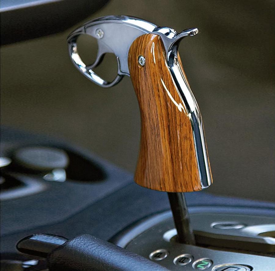 Pet Car Hammock >> Gun Shift Knob