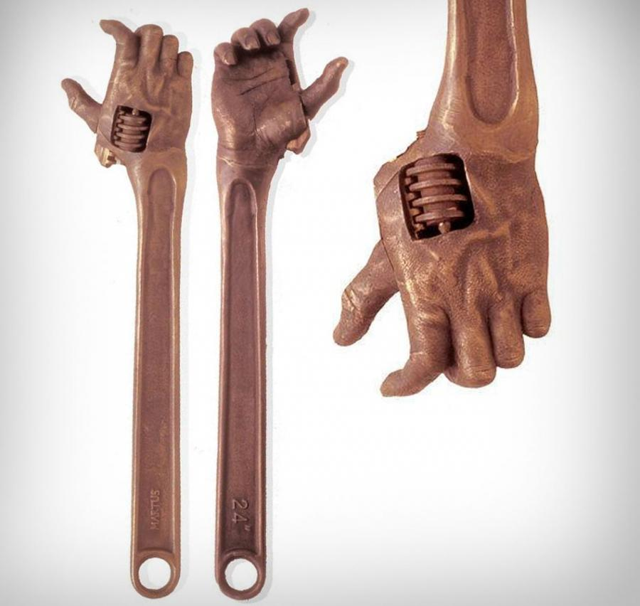 Hand Shaped Wrenches