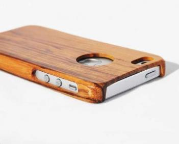 Handmade Wooden Bamboo iPhone Case