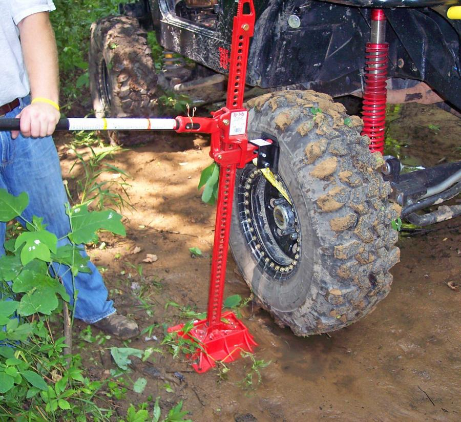 Buy Jeep Wrangler >> Hi-Lift Jack: Rugged/Versatile Emergency Jack and Rescue Tool