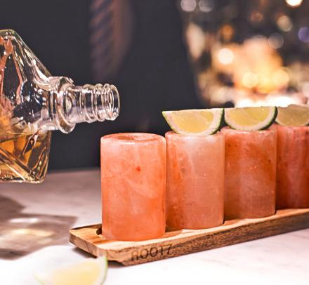 Himalayan Salt Shot Glasses (set-of-4)