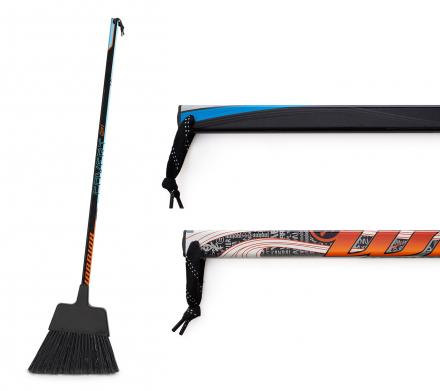Hockey Stick Broom