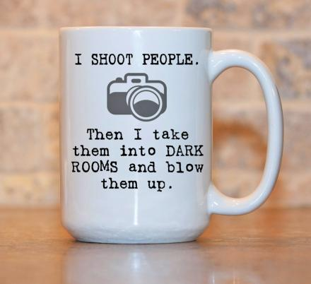 Every Photographer Should Probably Have One Of These Hilarious Photography Mugs