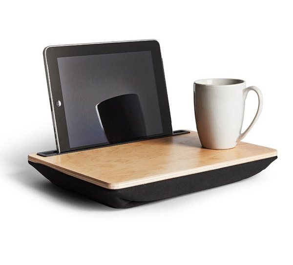 The Ibed Is A Little Lap Desk That Doubles As Tablet Holder So You Can Casually Use Your While In Bed Lounging On Couch Or Even Just Sitting