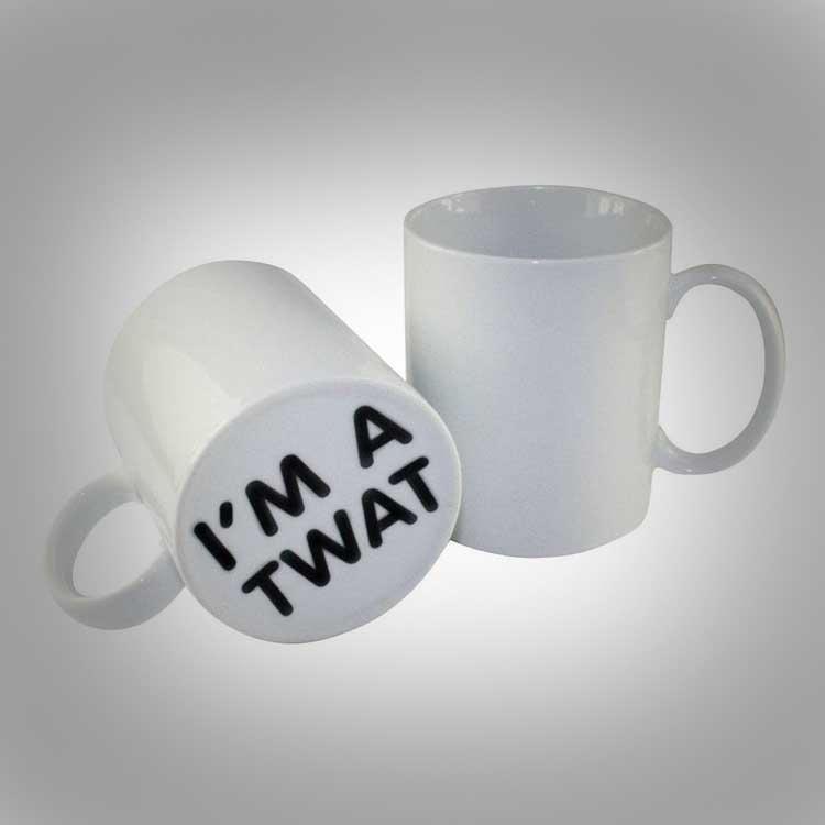 I M A Twat Coffee Mug