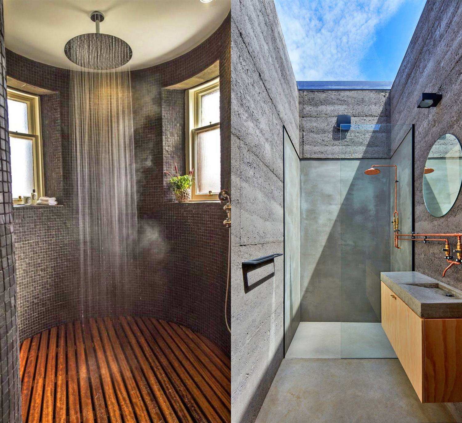 32 Incredible Modern Luxury Shower Designs For 2020 That'll Surely Make You Envious
