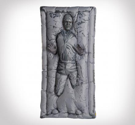 Inflatable Han Solo Stuck in Carbonite Halloween Costume