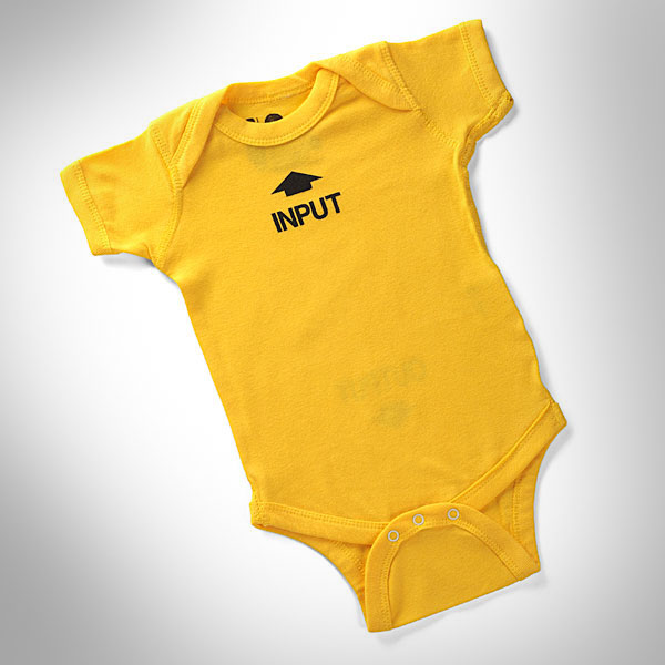 Input Output Baby Onsie