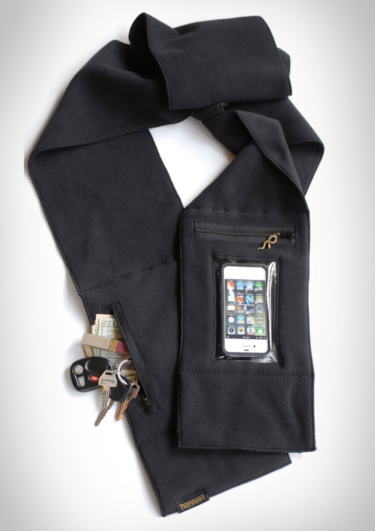 iPhone Scarf With Window